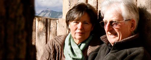 ÜBER UNS - Victoria und Helmut Zorn
