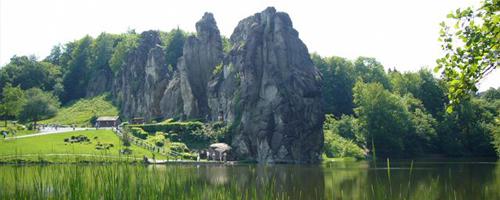 Kurs 03 - Fasten & Wandern - Horn-Bad Meinberg 2017